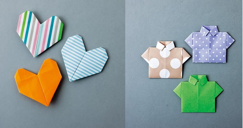 すべての折り紙 折り紙 プレゼント 折り方 : ... かわいい折り方 | はんどカフェ