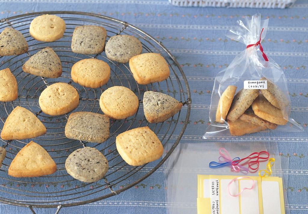 ラッピングクッキー