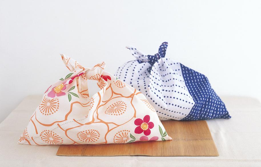 手ぬぐい あずま 袋 直線縫い4回だけ!浴衣にも合う「手ぬぐい」で作る超簡単「あずま袋」